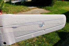 GWS FW-190 wing enforcement, szárny megerősítés