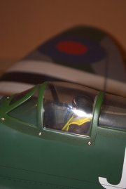 HK Spitfire cockpit mod 4