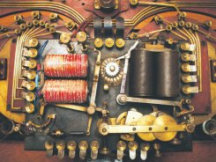 Első  progamelektronika