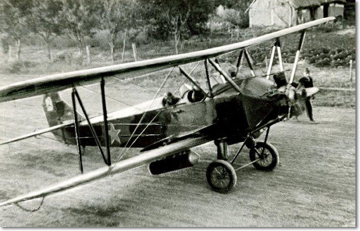Polikarpov U-2