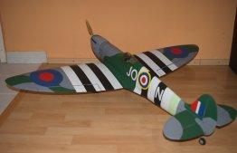 HK Spitfire finaly assembled